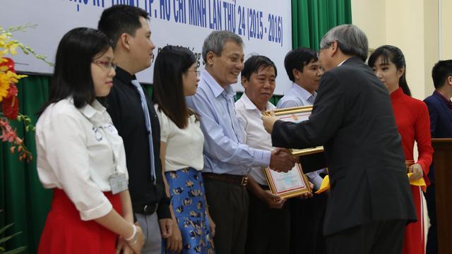 Giải thưởng sáng tạo kỹ thuật tăng gấp đôi - Ảnh 1.