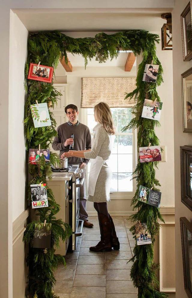 12 mẫu trang hoàng Giáng sinh dễ làm tại nhà - Ảnh 1.