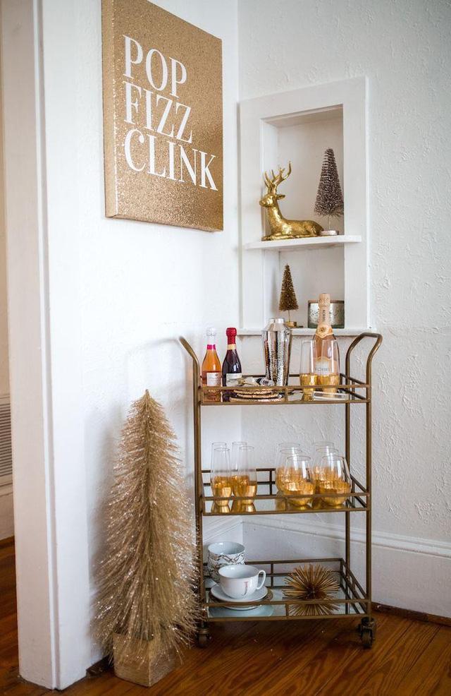 12 mẫu trang hoàng Giáng sinh dễ làm tại nhà - Ảnh 2.