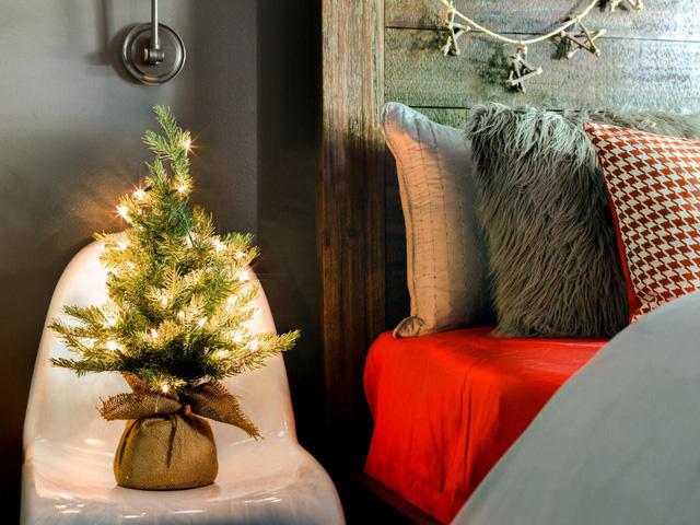 12 mẫu trang hoàng Giáng sinh dễ làm tại nhà - Ảnh 3.