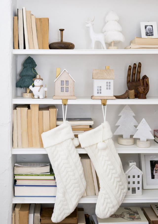 12 mẫu trang hoàng Giáng sinh dễ làm tại nhà - Ảnh 4.