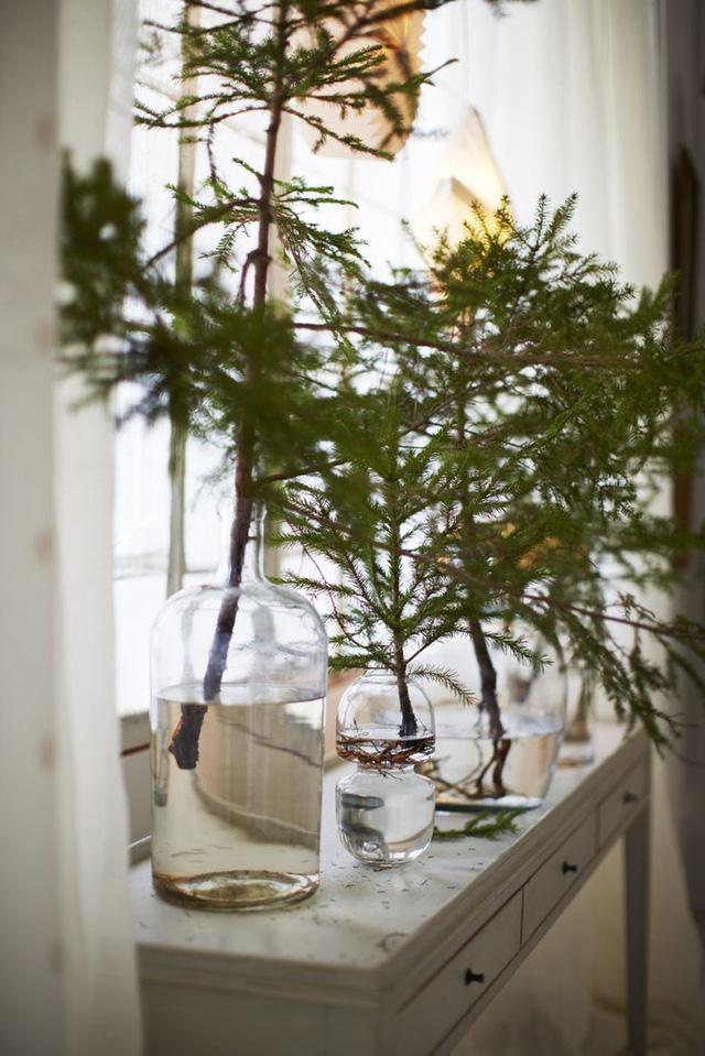 12 mẫu trang hoàng Giáng sinh dễ làm tại nhà - Ảnh 7.