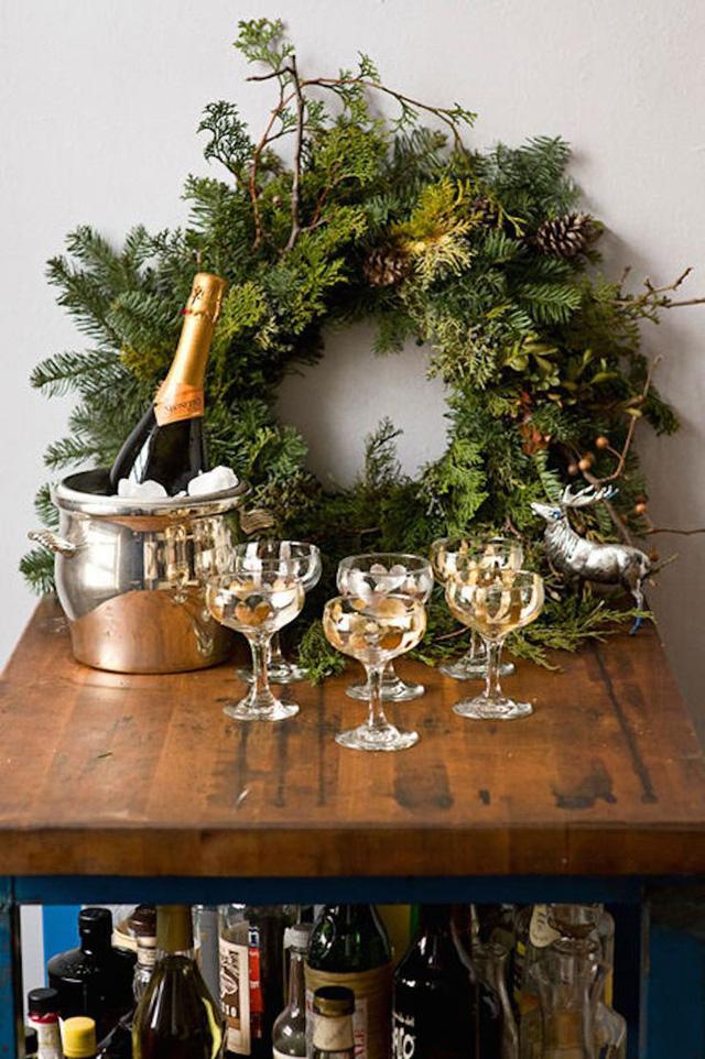 12 mẫu trang hoàng Giáng sinh dễ làm tại nhà - Ảnh 8.