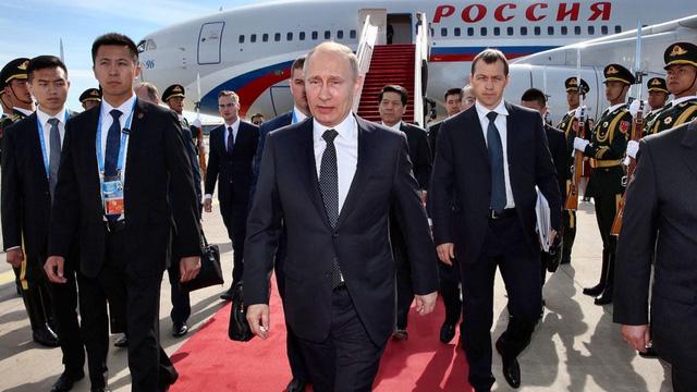 FSO và đồ chơi bảo vệ tổng thống Nga - Ảnh 1.