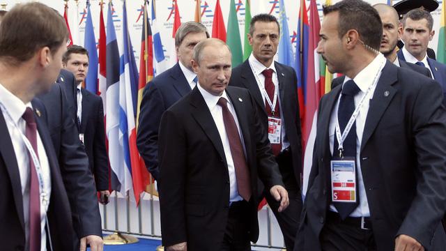 FSO và đồ chơi bảo vệ tổng thống Nga - Ảnh 3.
