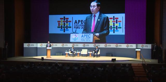 Thẻ đi lại doanh nhân APEC quyền lực như thế nào? - Ảnh 1.
