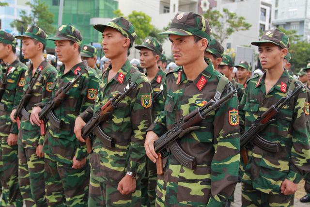 Diễn tập phương án chống khủng bố bảo vệ APEC - Ảnh 4.