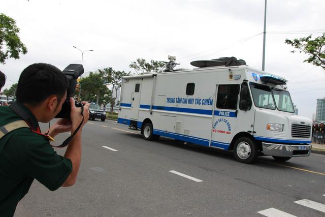 Diễn tập phương án chống khủng bố bảo vệ APEC - Ảnh 7.