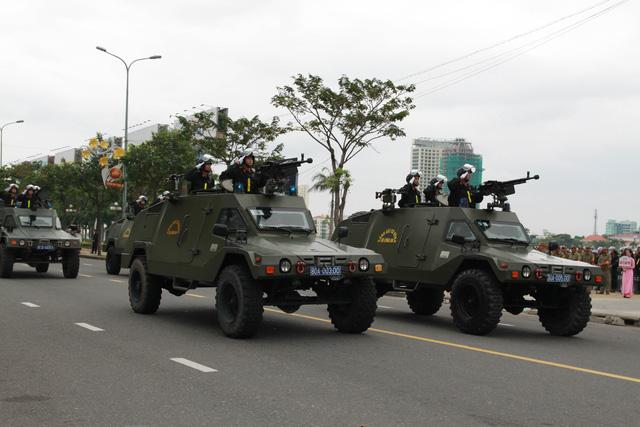 Diễn tập phương án chống khủng bố bảo vệ APEC - Ảnh 9.