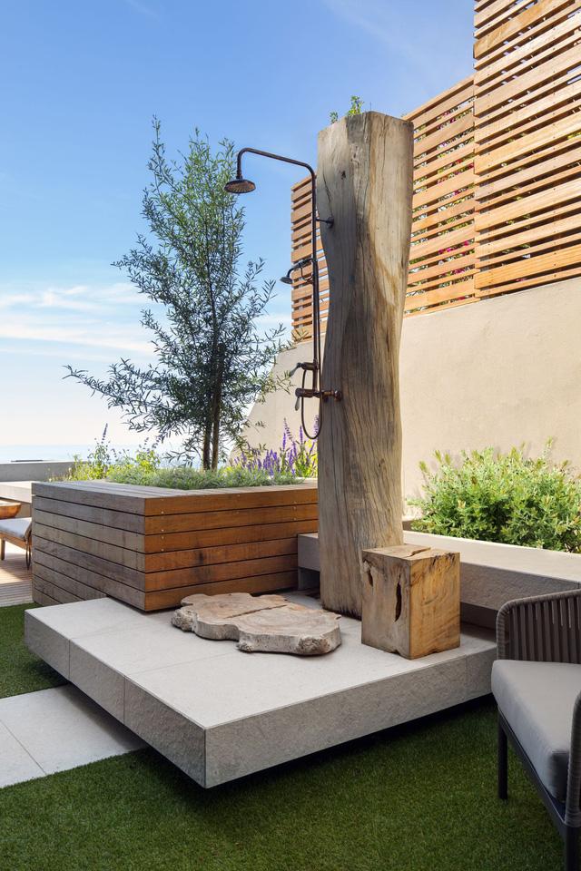 Căn hộ hiện đại có view tuyệt đẹp ở Nam Phi - Ảnh 4.