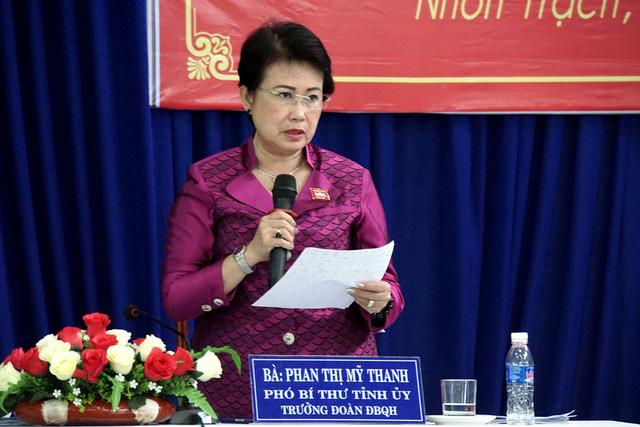Cảnh báo nhóm lợi ích can thiệp vào vùng dự án sân bay Long Thành - Ảnh 1.