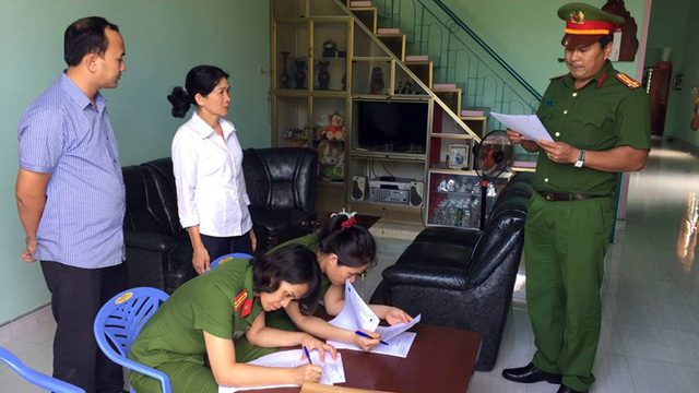 Bắt thêm 4 cán bộ Ngân hàng Agribank chi nhánh huyện Krông Bông - Ảnh 1.