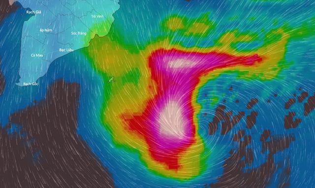 Nhờ đâu bão Tembin lệch hướng, suy yếu nhanh? - Ảnh 3.