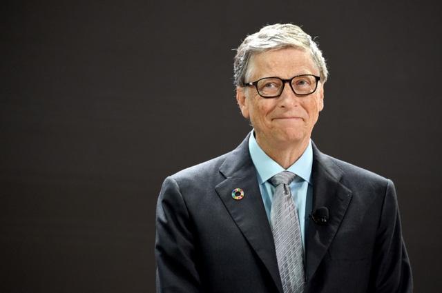 Tỉ phú Bill Gates đưa ra cam kết gì trước năm mới? - Ảnh 1.