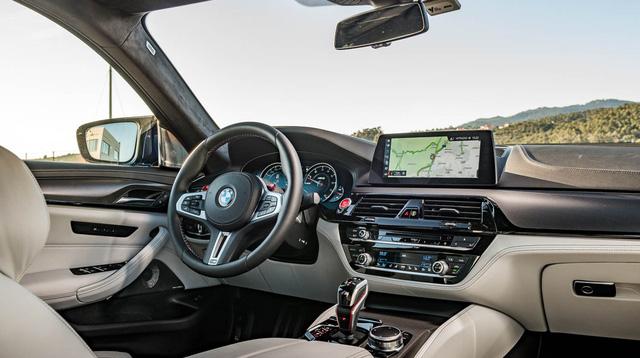 BMW ra mắt M5 2018 giá xuất xưởng khoảng 2,7 tỉ - ảnh 3