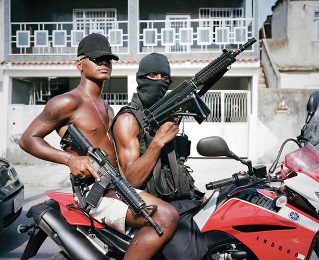 Thế giới băng đảng khét tiếng ở Brazil - Ảnh 1.
