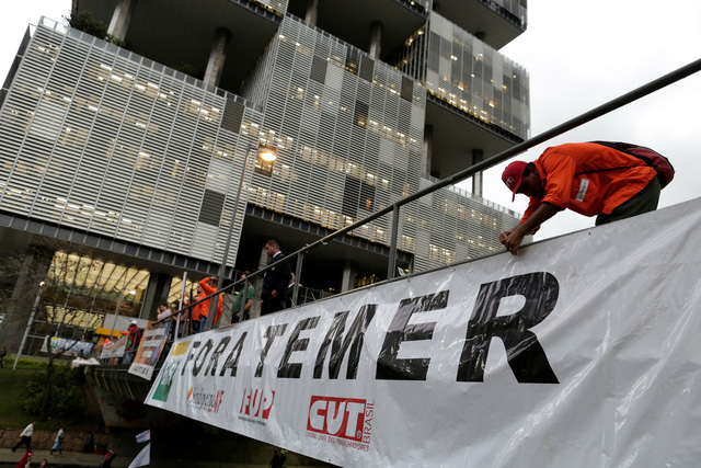 Tập đoàn dầu khí quốc gia gây rối loạn ở Brazil - Ảnh 3.