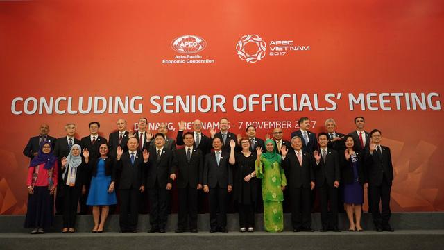 Tuần lễ cấp cao APEC chính thức khai mạc tại Đà Nẵng - Ảnh 1.