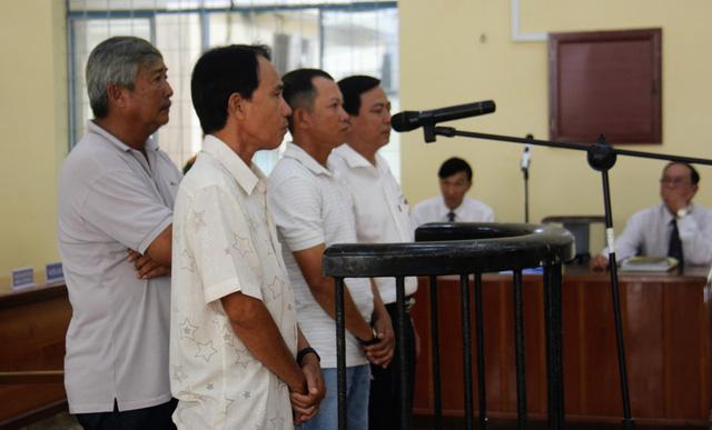Phúc thẩm kỳ án tham ô tại Bảo Minh Cà Mau - Ảnh 2.