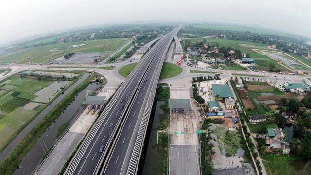 Quốc hội thông qua dự án cao tốc Bắc - Nam gần 120.000 tỉ đồng - Ảnh 1.