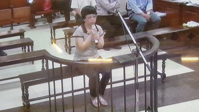 Châu Thị Thu Nga xin khai về 1,5 triệu USD 'chạy' đại biểu Quốc hội