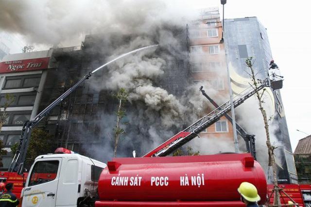 Bộ Công an: Tổng kiểm tra phòng cháy chữa cháy cả nước - Ảnh 1.