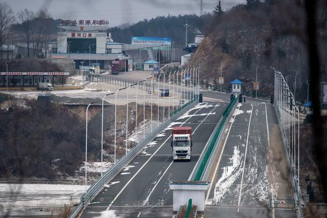 Nghi TQ xây trại tị nạn dọc biên giới Triều Tiên