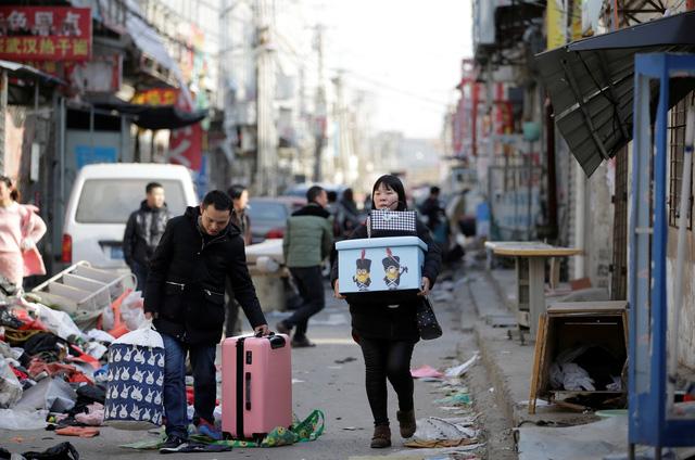 10.000 người nhập cư Bắc Kinh bỗng dưng mất nhà - Ảnh 3.