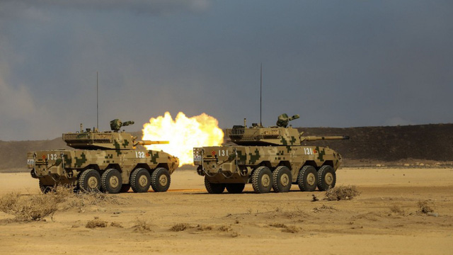 Trung Quốc nổ súng ở châu Phi báo hiệu ra biển lớn - Ảnh 1.