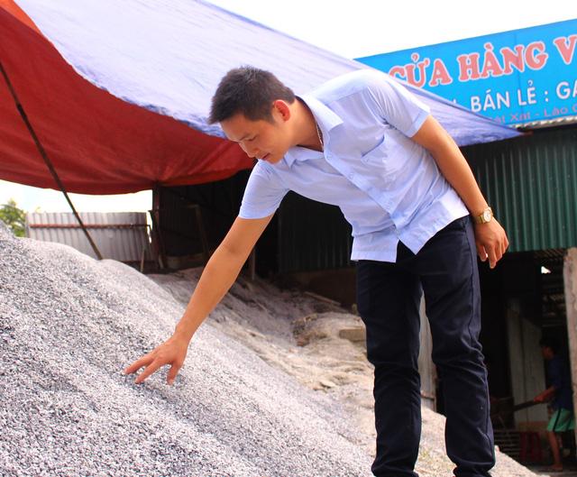 Ông chủ lò gạch 9X ở Lào Cai - Ảnh 1.
