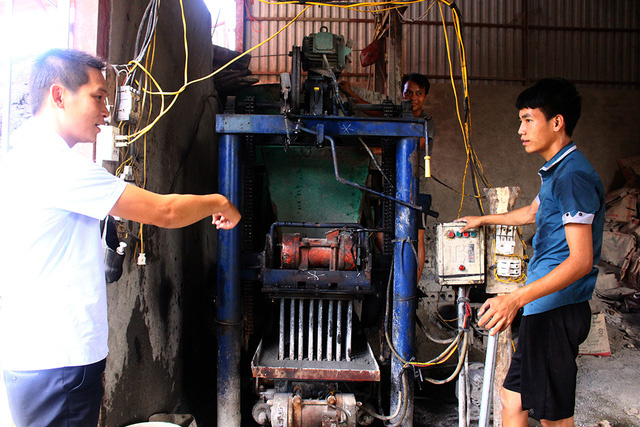 Ông chủ lò gạch 9X ở Lào Cai - Ảnh 4.