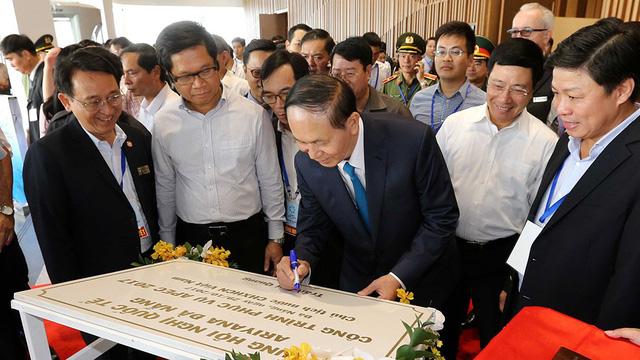 Chủ tịch Đà Nẵng Huỳnh Đức Thơ: Đà Nẵng sẵn sàng cho APEC - Ảnh 1.