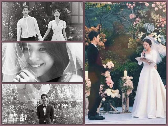 Những điều khiến fan phát điên trong đám cưới Song - Song - Ảnh 10.