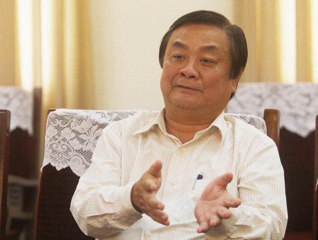 Bí thư Lê Minh Hoan: Nói chuyện mà doanh nghiệp như muốn khóc - Ảnh 1.