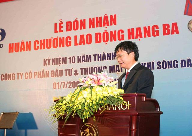 Bắt tạm giam ông Đinh Mạnh Thắng, em trai ông Đinh La Thăng - Ảnh 1.