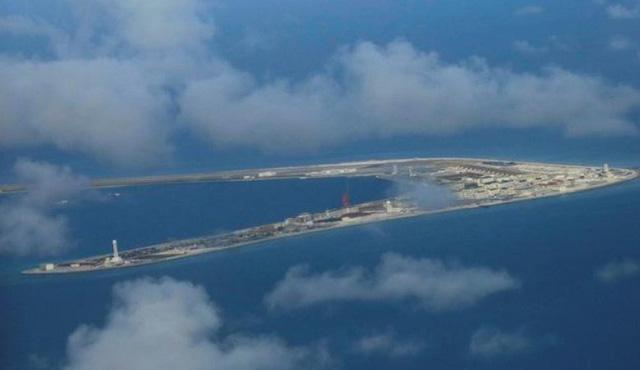 Màn hai của vở kịch lấn chiếm trên Biển Đông - Ảnh 1.