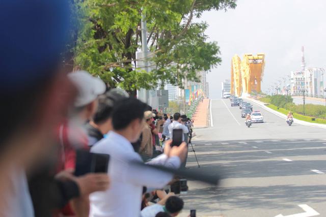 Air Force One đưa Tổng thống Donald Trump đến Đà Nẵng - Ảnh 1.