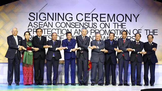 Trung Quốc sẽ đàm phán COC với ASEAN - ảnh 1