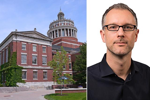 Một giáo sư Đại học Mỹ bị tố dâm ô với 14 nữ sinh - Ảnh 1.