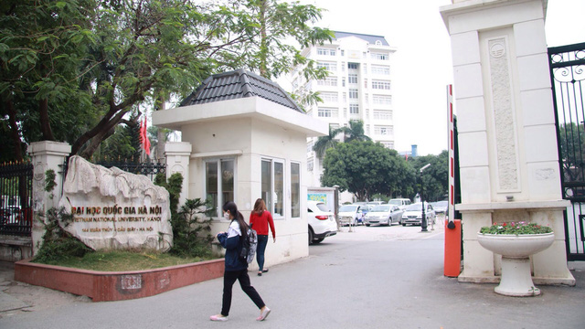 Thanh tra Chính phủ bỏ lọt nhiều dự án của Đại học Quốc gia Hà Nội - Ảnh 1.