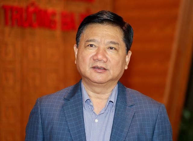 Luật sư kiến nghị nhập 2 vụ án của ông Đinh La Thăng - Ảnh 1.