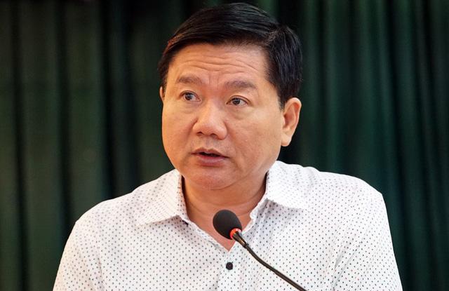 Truy tố ông Đinh La Thăng cố ý làm trái vụ PVN thất thoát 800 tỉ - Ảnh 1.