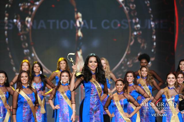 Hoa hậu Peru đoạt vương miện Hoa hậu Hoà bình thế giới 2017 - Ảnh 5.