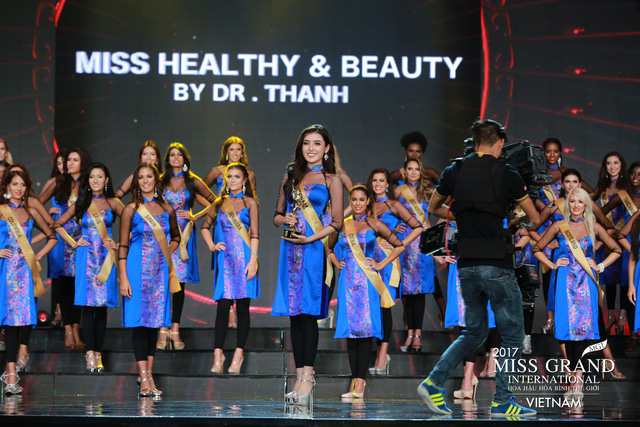 Hoa hậu Peru đoạt vương miện Hoa hậu Hoà bình thế giới 2017 - Ảnh 6.