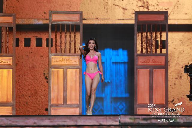 Hoa hậu Peru đoạt vương miện Hoa hậu Hoà bình thế giới 2017 - Ảnh 11.