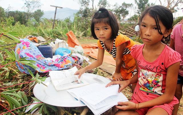 Sẽ dựng lại nhà từ quà của bạn đọc báo Tuổi Trẻ - Ảnh 3.