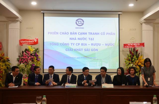 Hơn 343 triệu CP Sabeco bán hết, Bia Sài Gòn về tay tỉ phú Thái - Ảnh 3.