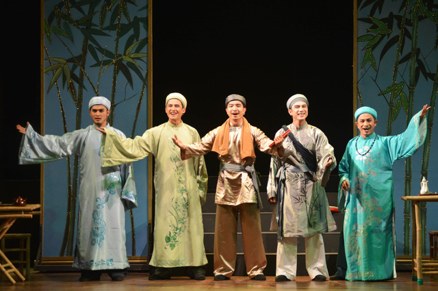 Sau Bí mật vườn Lệ Chi, Ngàn năm tình sử, Thành Lộc trở lại với Tiên Nga - Ảnh 4.