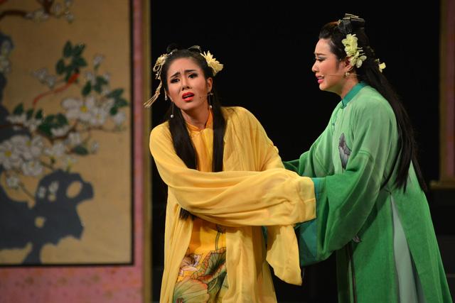 Sau Bí mật vườn Lệ Chi, Ngàn năm tình sử, Thành Lộc trở lại với Tiên Nga - Ảnh 5.