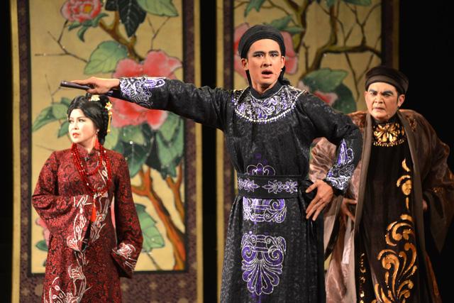Sau Bí mật vườn Lệ Chi, Ngàn năm tình sử, Thành Lộc trở lại với Tiên Nga - Ảnh 6.